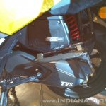 TVS Ntorq 125 India launch yellow cvt