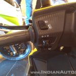 TVS Ntorq 125 India launch yellow left switchgear