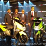 TVS Ntorq 125 India launch