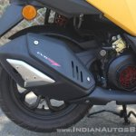 TVS Ntorq 125 exhaust first ride review