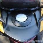 TVS Ntorq 125 fuel filler first ride review