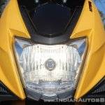 TVS Ntorq 125 headlamp first ride review