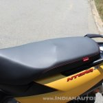 TVS Ntorq 125 seat first ride review