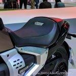 TVS Zeppelin Concept seat at 2018 Auto Expo