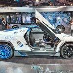 Tamo Racemo± EV profile at Auto Expo 2018