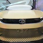 Tata 45X concept front fascia at Auto Expo 2018