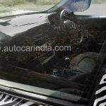 Tata H5 (Tata Q501) spied dashboard