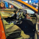 Tata H5X concept interior at Auto Expo 2018