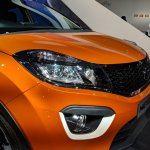 Tata Nexon AMT front fascia at Auto Expo 2018