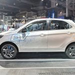 Tata Tiago EV profile at Auto Expo 2018