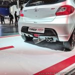 Tata Tiago JTP rear fascia at Auto Expo 2018