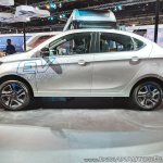 Tata Tigor EV profile at Auto Expo 2018