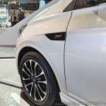 Tata Tigor JTP fender vent at Auto Expo 2018