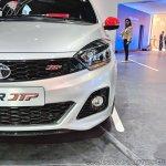Tata Tigor JTP front fascia at Auto Expo 2018