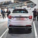Tata Tigor JTP rear at Auto Expo 2018