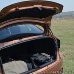 Tata Tigor petrol long term user review boot space