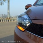 Tata Tigor petrol long term user review headlamp