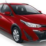 Toyota Yaris Cross Crimson Metallic