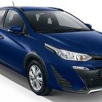 Toyota Yaris Cross Dark Blue Metallic