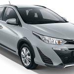 Toyota Yaris Cross Diamond Silver Metallic