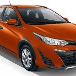 Toyota Yaris Cross Inferno Metallic