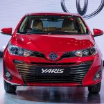 Toyota Yaris front