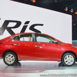 Toyota Yaris profile at Auto Expo 2018