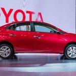 Toyota Yaris profile