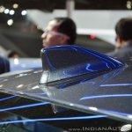 Toyota Yaris shark-fin antenna at Auto Expo 2018