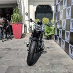 Triumph Bonneville Speedmaster India launch front