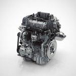 Volvo XC40 T3 1.5L Drive-E three-cylinder engine