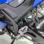 Yamaha YZF-R15 V 3.0 rear suspension at 2018 Auto Expo