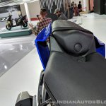 Yamaha YZF-R15 V 3.0 seats at 2018 Auto Expo