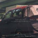 2018 Hyundai Creta facelift spy shot DLO