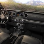 2018 Jeep Wrangler Unlimited Sahara interior