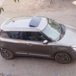 2018 Maruti Swift with sunroof