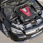2018 Mercedes-AMG C 43 AMG 4MATIC (facelift) engine