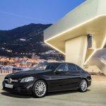 2018 Mercedes-AMG C 43 AMG 4MATIC (facelift) front three quarters
