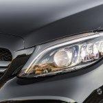 2018 Mercedes-AMG C 43 AMG 4MATIC (facelift) headlamp