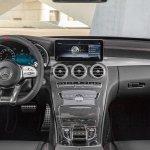2018 Mercedes-AMG C 43 AMG 4MATIC (facelift) interior dashboard