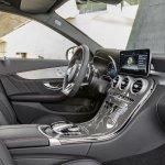 2018 Mercedes-AMG C 43 AMG 4MATIC (facelift) interior