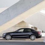 2018 Mercedes-AMG C 43 AMG 4MATIC (facelift) profile