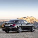 2018 Mercedes-AMG C 43 AMG 4MATIC (facelift) rear three quarters