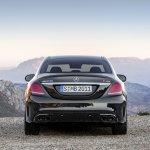 2018 Mercedes-AMG C 43 AMG 4MATIC (facelift) rear