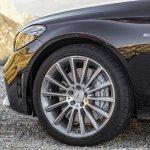 2018 Mercedes-AMG C 43 AMG 4MATIC (facelift) wheel