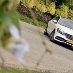 2018 Mercedes-Benz S-Class review test drive front angle tilt