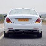 2018 Mercedes-Benz S-Class review test drive rear