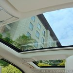2018 Mercedes-Benz S-Class review test drive sunroof