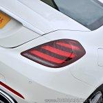 2018 Mercedes-Benz S-Class review test drive tail light