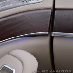 2018 Mercedes-Benz S-Class review test drive wood inserts